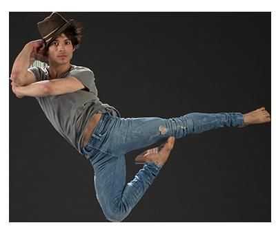 Edgar Anido-balletX Dancer