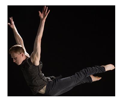 Daniel Mayo-balletX Dancer